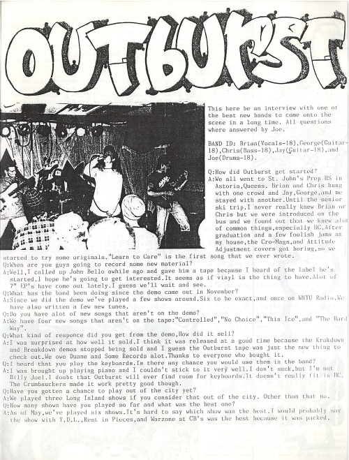 outburst01 in effect