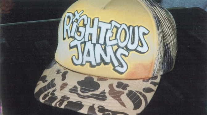 Righteous Jams interview by Learn To Listen fanzine