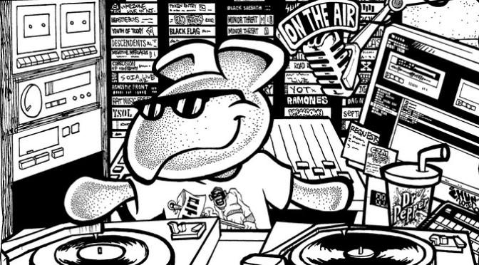 Interview with DJ Spermicide – Part II.