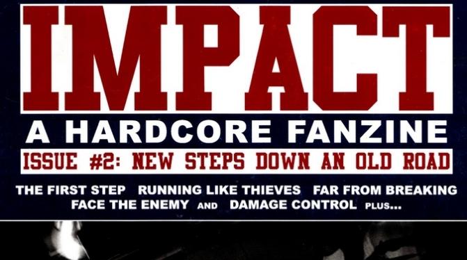 Impact fanzine