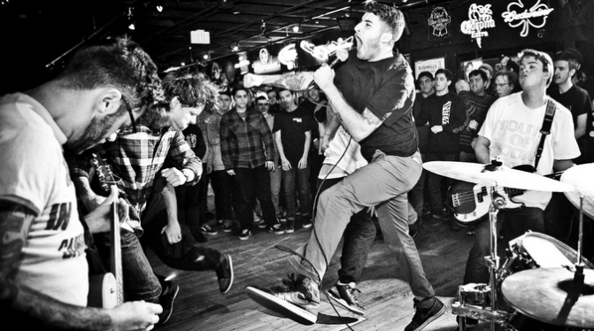 Big Contest review by Moshers Delight fanzine