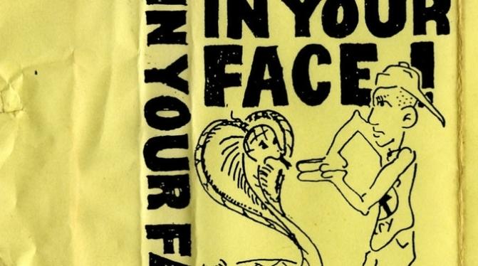In Your Face / Look Beyond fanzine