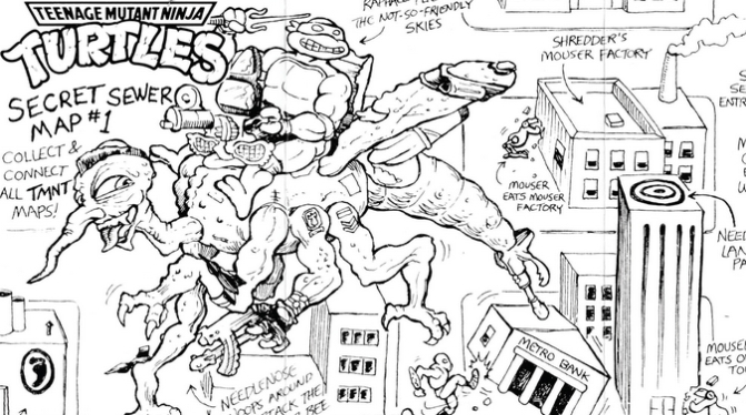 Shining Life fanzine – Illusion, Verbal Assault, Except, TMNT