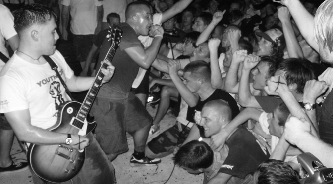 The First Step tour report 2004 by Crucial Times fanzine / Part I.