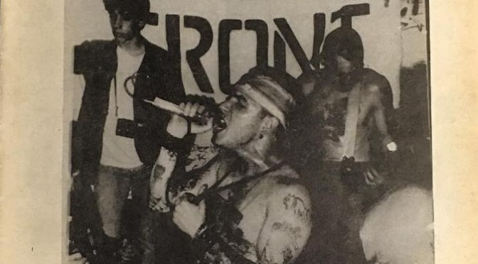 Agnostic Front interview by United Rights fanzine