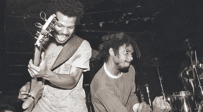 Bad Brains interview by United Rights fanzine