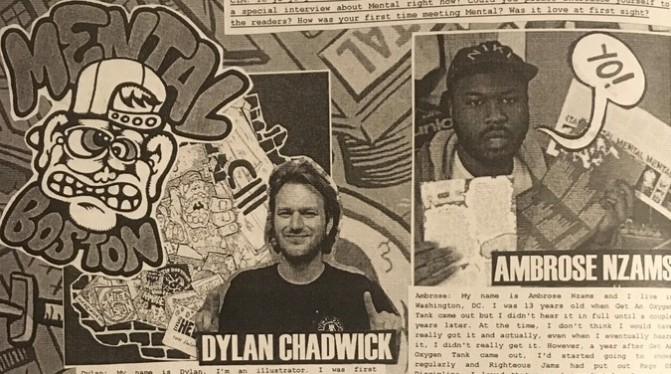 An in-depth analysis of the history of Mental, interview with Ambrose Nzams and Dylan Chadwick / Part I.