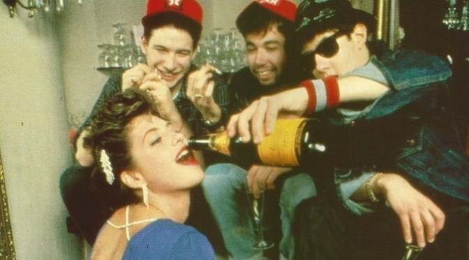 The Beastie Boys & Madonna – One of the most bizarre tour pairings