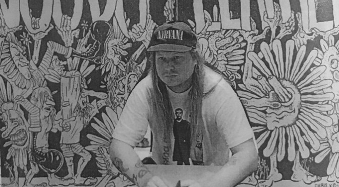 Crucial John interview by Chiller Than Most fanzine