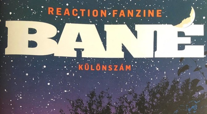 Aaron Bedard interview by Reaction fanzine