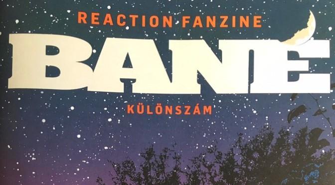 Aaron Bedard interview by Reaction fanzine