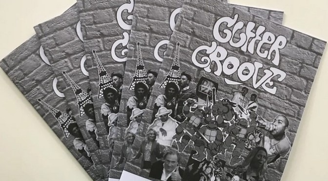 Gutter Groove issue 3