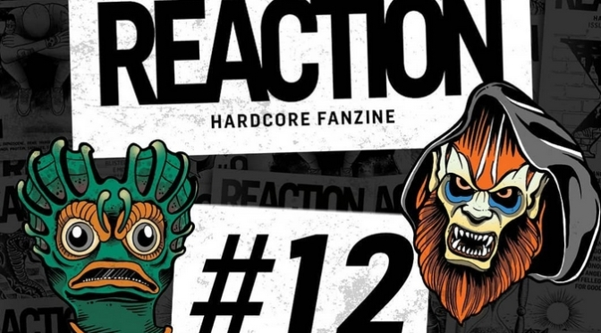 Reaction issue 12