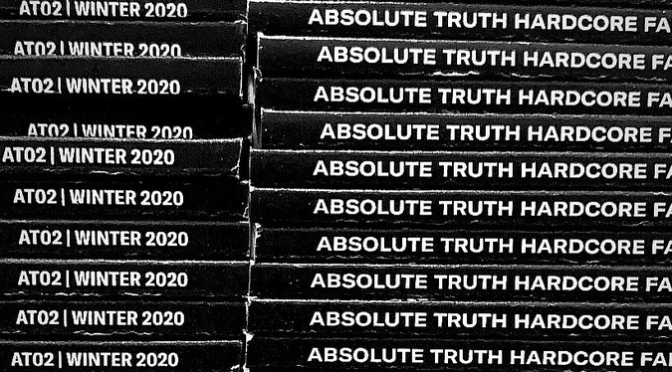 Absolute Truth fanzine issue 2