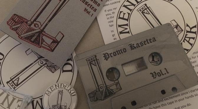 Mendeku Diskak Records / Mess & Repeat Offender reviews