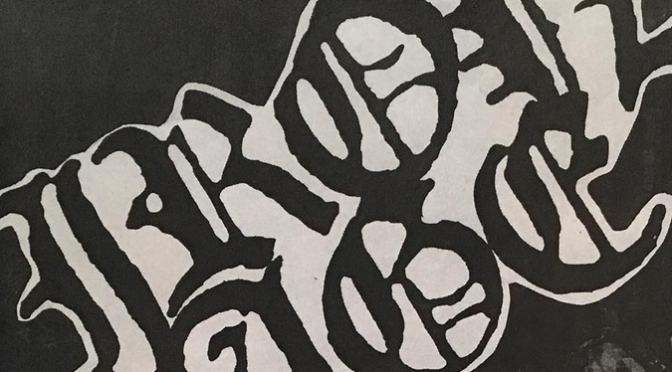 Iron Age interview by Clocked In fanzine